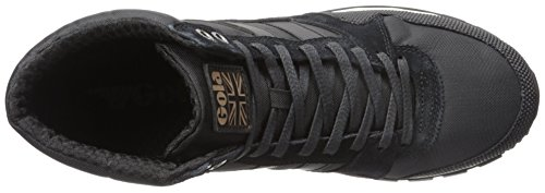 black Ridgerunner Men Black High Black Ii Gola Fashion Sneaker Black Azqw5C