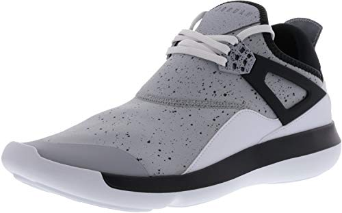 Jordan FLY '89 Wolf Grey/Black Men's Basketball Shoes Size 9.5 by Jordan