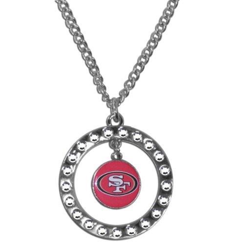 NFL Minnesota Vikings Rhinestone Necklace
