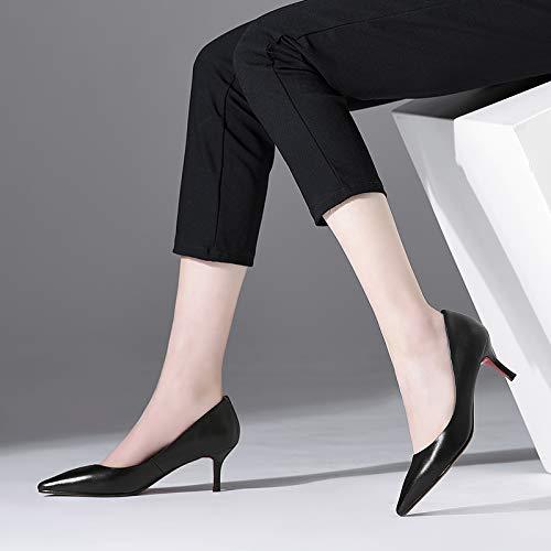 PINGXIANNV Hochhackige Damenschuhe Mit Stiletto-Schuhe Damenschuhe Damenschuhe B07K1SQVLQ Tanzschuhe Professionelles Design