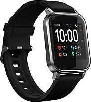 "Smartwatch Haylou LS02, Bluetooth 5.0, IP68, Tela 1.4"" LCD - Lançamento 2020… (P"
