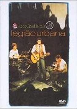 cd mp3 legiao urbana acustico