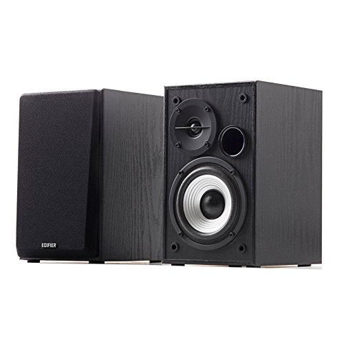 "Edifier R980T 4"" Active Bookshelf Speakers - 2.0 Computer Sp"