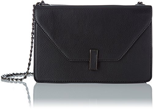 Sasha Women's Bag Cross Satchel SwankySwans Bag Black Body 2 Tone Black 5HwxAqRq