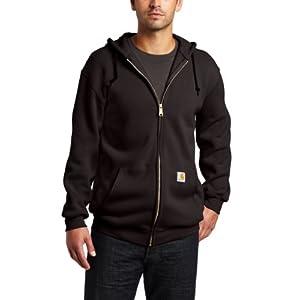 Carhartt Midweight Hooded Zip-Front Sweatshirt Maillot de survêtement Homme