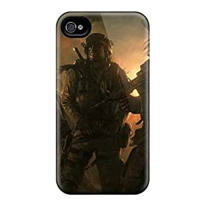 New The Desert Rangers Tpu Case Cover, Anti-scratch PJhyNnQ6303KKzXV Phone Case For Iphone 4/4s
