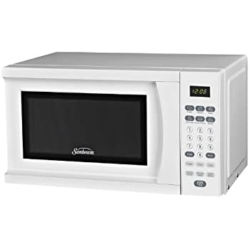 Amazon.com: Sunbeam SGS90701W 0.7-Cubic Feet Microwave