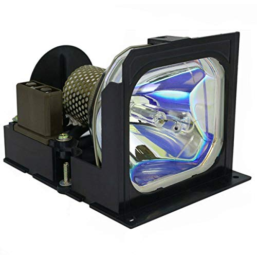 CTLAMP VLT-X70LP Replacement Lamp with Housing Compatible with Mitsubishi LVP-S50 / LVP-S50U / LVP-S51 / LVP-S51U / LVP-X50U