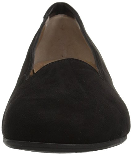 Mocassino Donna Harlow Beautifeel In Camoscio Nero