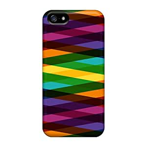 Premium [sSO32419yypP]intersected Colors Cases For Iphone 5/5s- Eco-friendly Packaging