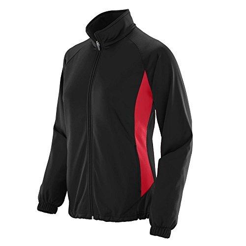 Abbigliamento Sportivo Black M By Jacket red Women' S Augusta Medalist Fw7dqFRC