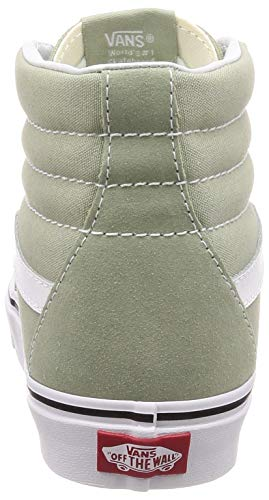 Vert Femmes Baskets Vans Sk8 hi Cqz0TPw