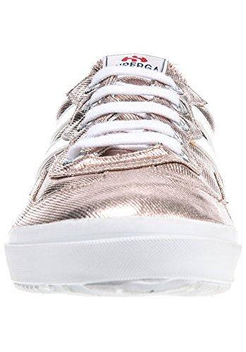Superga 2832 Cotmetu - Zapatillas Mujer Rosa Rosa (Rose)