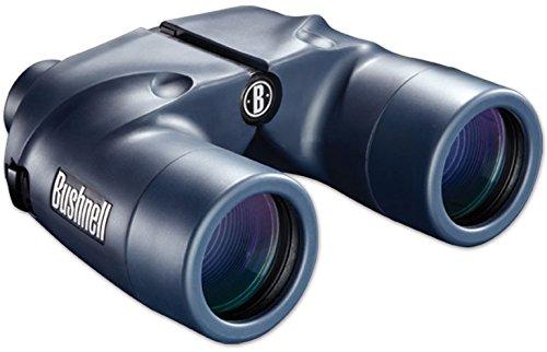 Bushnell Fernglas Entfernungsmesser : Bushnell marine porro standard fernglas blau amazon
