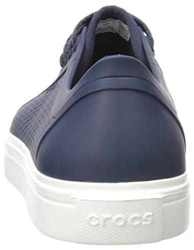 Lane Crocs Navy Cigogne Roka Femmes de pour Citi Chaussures Court Clog vvrYqx4