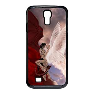 Cool PaintingFashion Cell phone case Of Fantasy Angel Bumper Plastic Hard Case For Samsung Galaxy S4 i9500