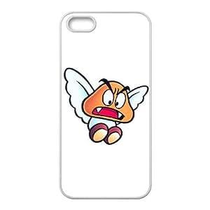 Super Mario Bros. 3 iPhone 5 5s Cell Phone Case White xlb2-143259