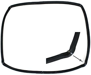 Compatible Britannia Main Oven Door Seal Gasket Original Quality 4 Sided with 6 clips