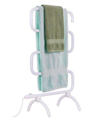 100W Towel Warmer Drying Rack