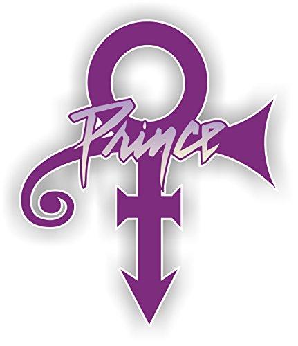 Mystics Market Prince Love Symbol 3 - Vinyl Sticker Decal -