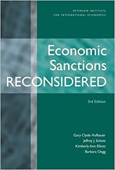 Benefits of economic sanctions