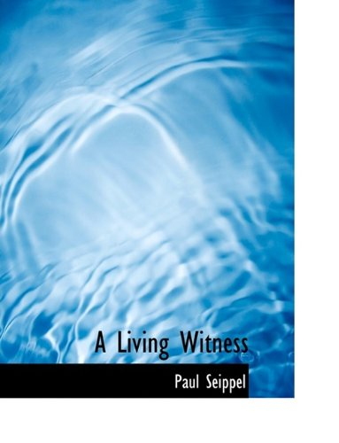 A Living Witness pdf