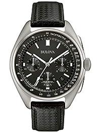 Men's Lunar Pilot Chronograph Watch 96B251