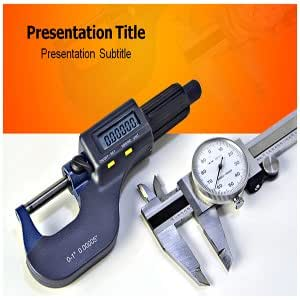Micrometer Powerpoint Templates - Micrometer Powerpoint Background