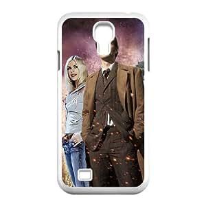 Doctor Who Samsung Galaxy S49500Cell teléfono funda blanco vegd