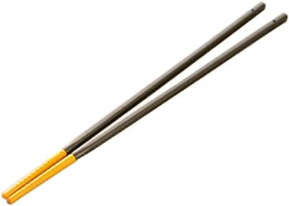 IPPINKA Silicone Tip Chopsticks Long 30cm Red