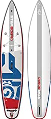 Exceptional glide from a hull based on the world champion All Star design. The added rail volume provides a unique balance and floatation to carry gear and supplies. The board pops up nicely on downwind runs, providing great glide. Suited for...