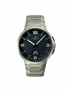Junghans ANYTIME VOYAGER 030/2902.44 - Reloj de caballero, correa de titanio
