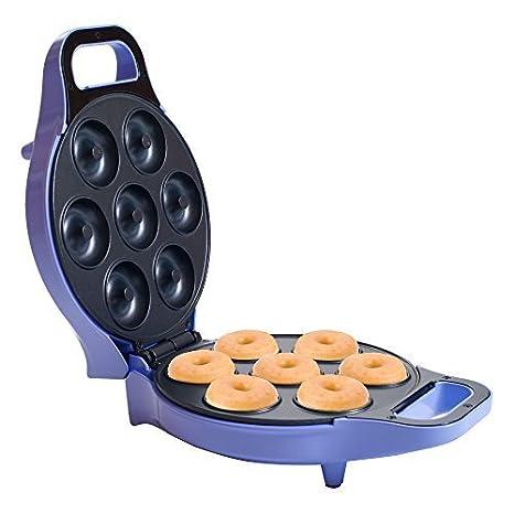 Amazon.com: Chef Buddy Hot Donut Maker, Mini Por Chef Buddy ...