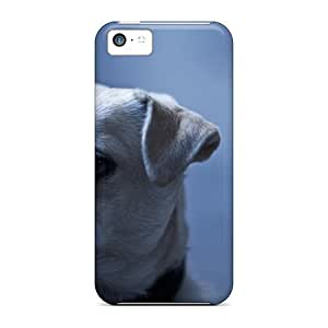 MMZ DIY PHONE CASECynthaskey VHUzdrX3298hPGVM Case For ipod touch 5 With Nice Sweet Puppy Appearance
