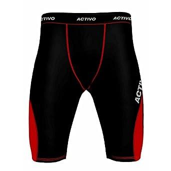 Activo Mens Compression Armour Base Layer Running Shorts