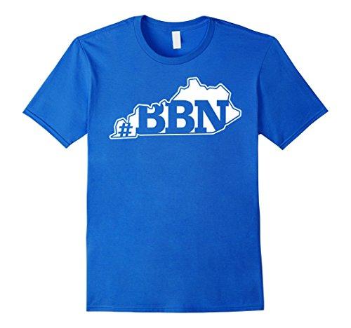 Kentucky BBN Hashtag blue t-shirt -