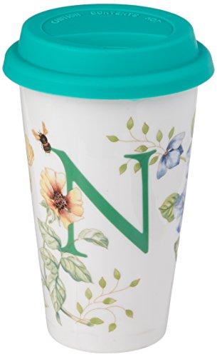 Lenox Butterfly Meadow Thermal Travel Mug, N
