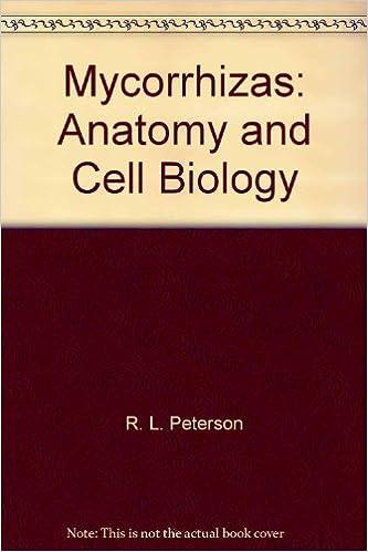 Mycorrhizas: Anatomy and Cell Biology: 9780660190877: Amazon.com: Books