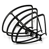 TANGON Quick Release Propeller Guard Protection Ring Spare Part for UGW26/S28/KY101S Quadcopter Drone