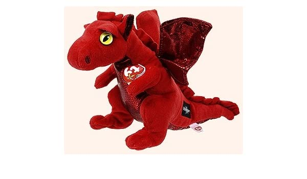 Amazon.com  Fire Beanie Buddy Great Wolf Lodge MagiQuest Exclusive  Toys    Games f340773fb847