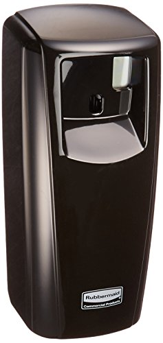 Rubbermaid Commercial Products 1793540 Standard Odor-Control Aerosol Dispenser with LCD Display, ()