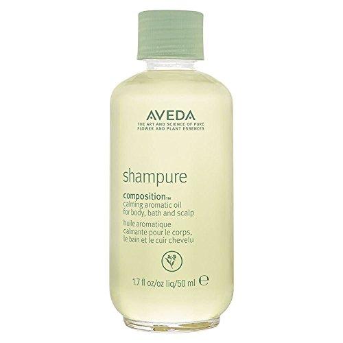 AVEDA Shampure Composition Aromatic Calming Oil 50ml (Aveda Shampure Body Wash)