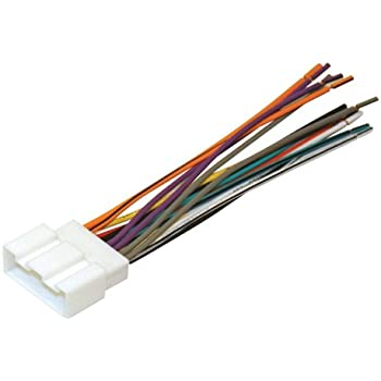 41iizZ%2Beb7L._SL500_AC_SS350_ amazon com scosche fd16b wire harness to connect an aftermarket  at bayanpartner.co