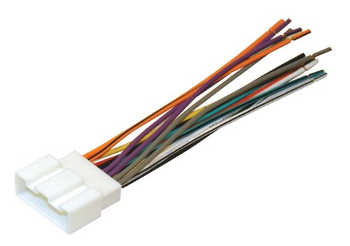 Scosche FD16B Wire Harness to Connect An Aftermarket Stereo Receiver for Select 1998-2009 Ford Vehicles (Ford Radio Plugs)