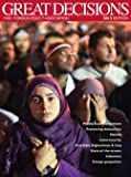 img - for Great Decisions: The Eight Most Critical World Affairs Issues of the Year, 2012 book / textbook / text book