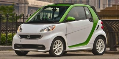 2015 Smart Fortwo Passion, 2-Door Cabriolet, Silver Metallic