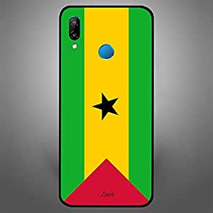 Huawei Nova 3e Sao Tome And Principe Flag
