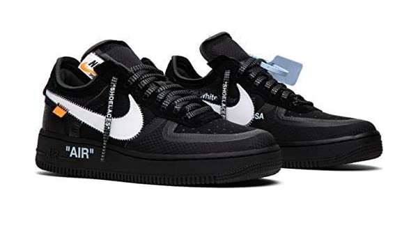huge discount 1556d d096d Amazon.com   Nike Air Force 1 Low x Off White   Fashion Sneakers
