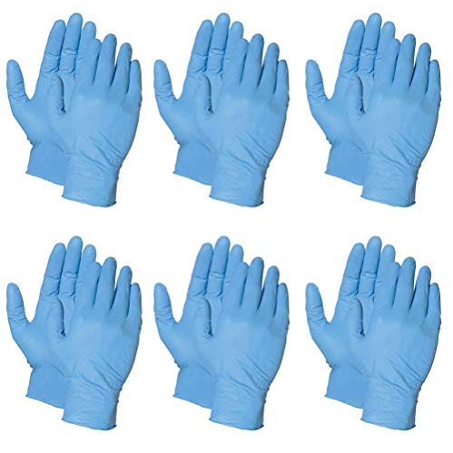 - Infectiguard Disposable Gloves Latex Free Non Sterile Individually Packaged (6-Pairs)