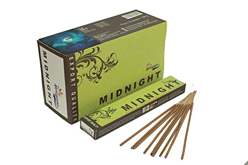 Narayana Midnight Masala Incense Sticks 15gms - 12 Packs by Narayana